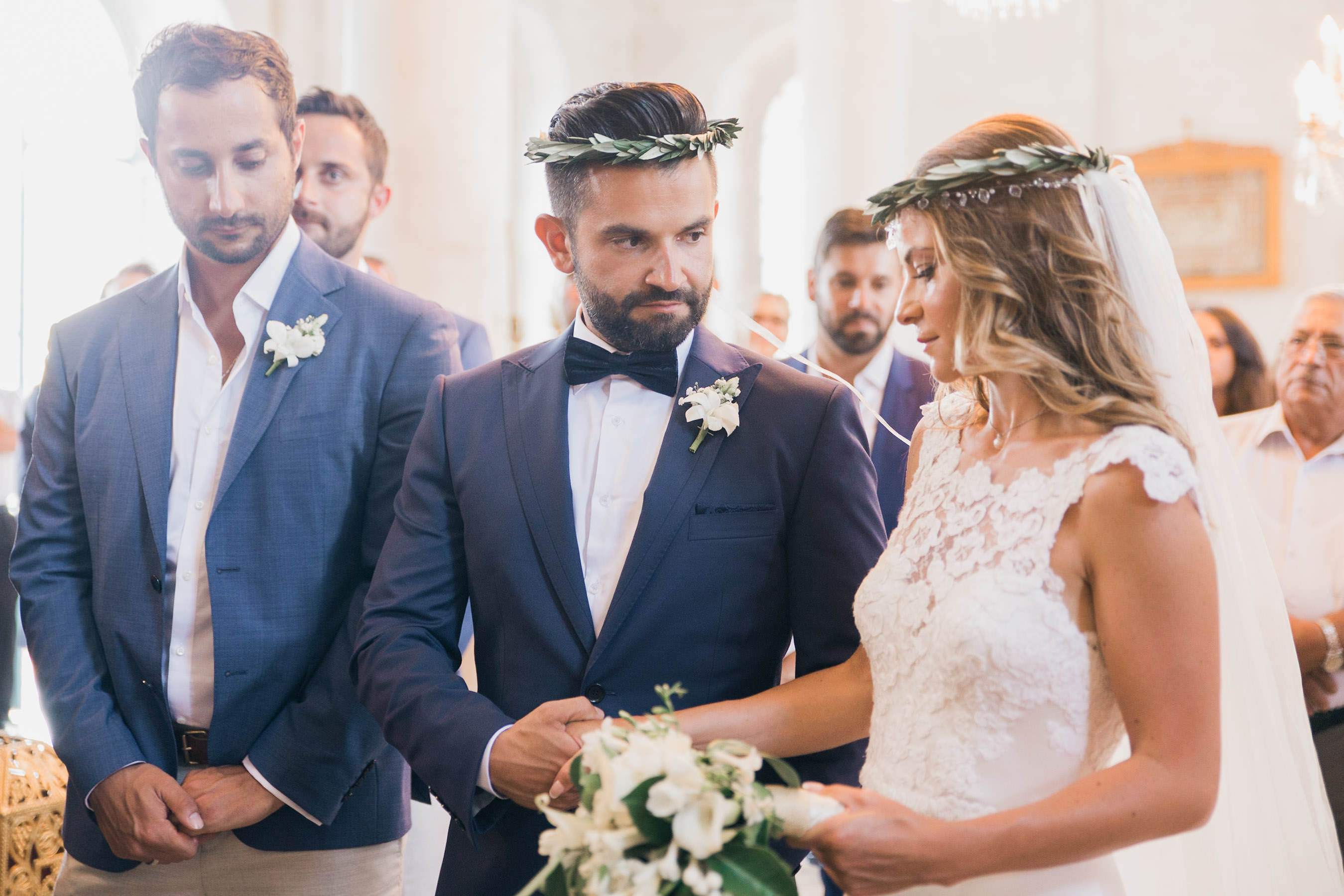 Ancient Greek Wedding in Crete