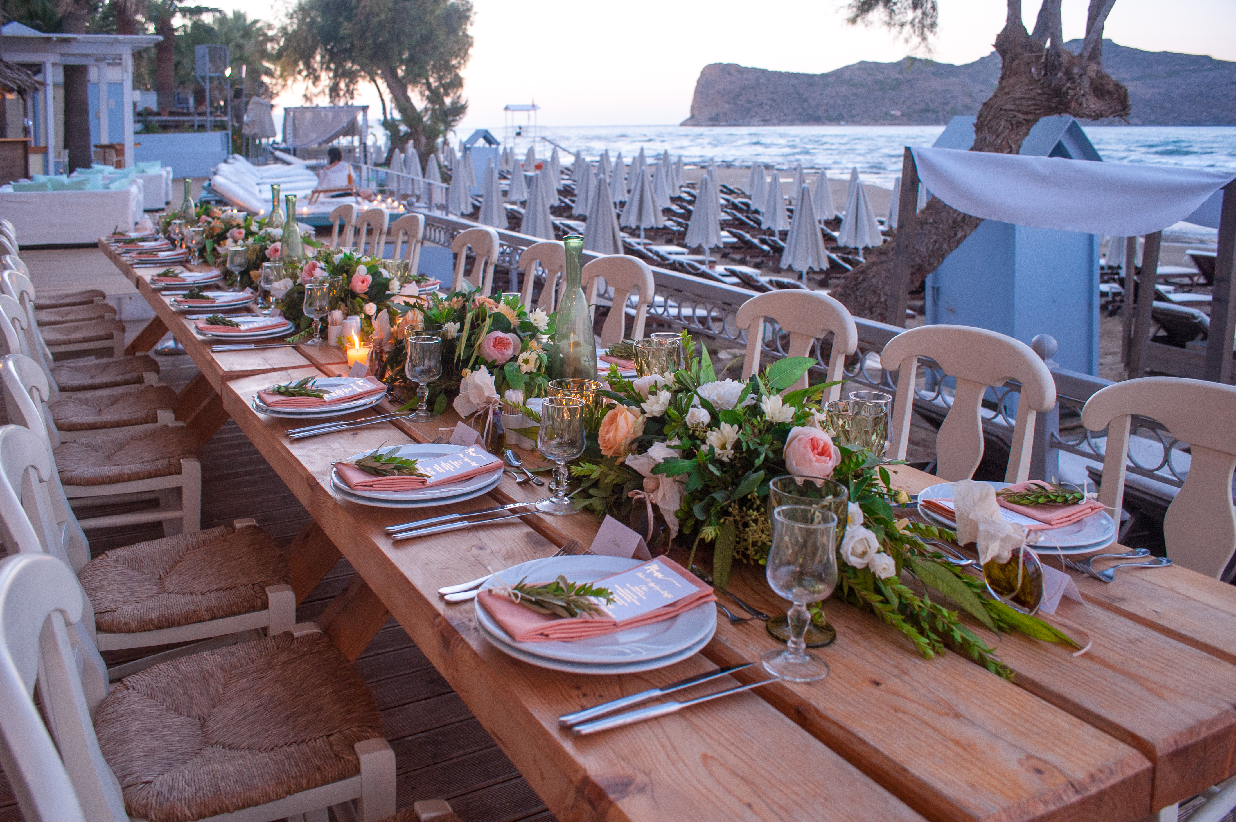 Weddings in Winery in Crete