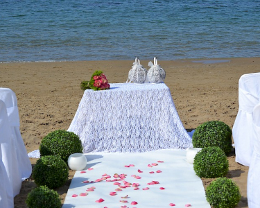Ceremony Tables