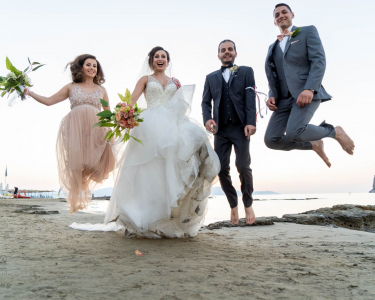Middle-eastern style wedding